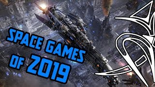 Space games of (early) 2019