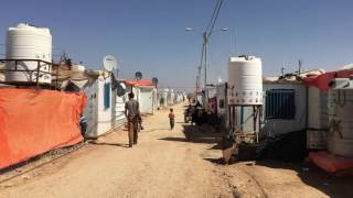 Zaatari: Thoughts from a Refugee Camp