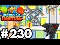 CRAZY *NEW* GUNSHIP TOWER..!!! | Brand New Monkey Ace Skins! | Bloons TD Battles Part 230