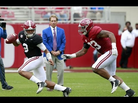 Jalen Hurts To Be Named The Starting Quarterback For Alabama