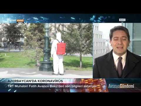 AZERBAYCAN'DA KORONA SEFERBERLİĞİ