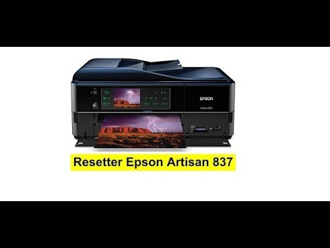 Epson Artisan 837 Adjustment Program Free Download