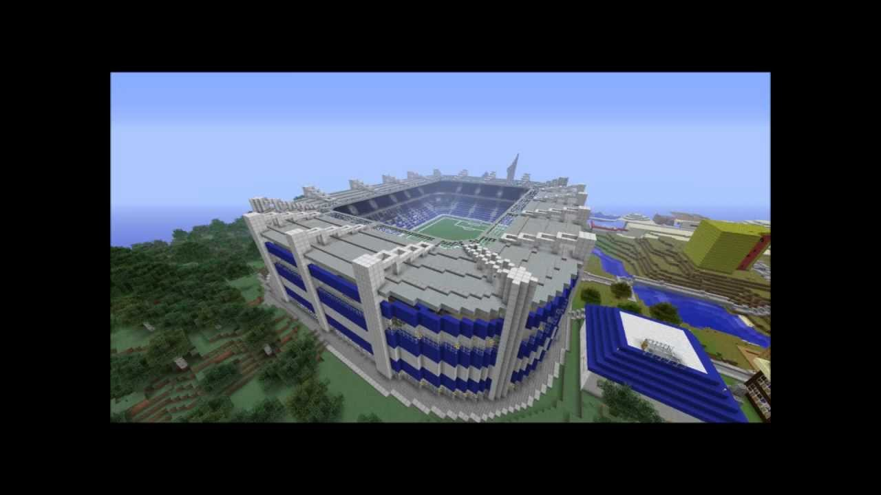 I migliori stadi di calcio su minecraft download 1080p for I migliori download