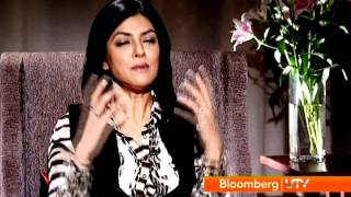 Living life on my own terms: Sushmita Sen