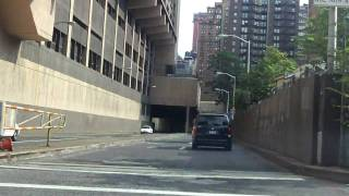 Lincoln Tunnel westbound