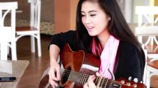 Sway - Bic Runga (Acoustic Cover by Gelliemae Obena)