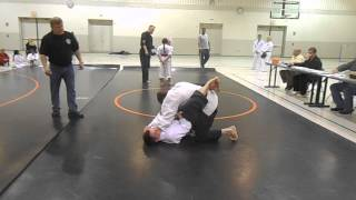 over time jujitsu match i lost by 1 point by 15 sec guard