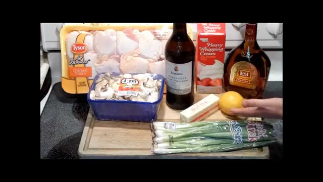Julia Child's Roast Chicken In Sherry - YouTube