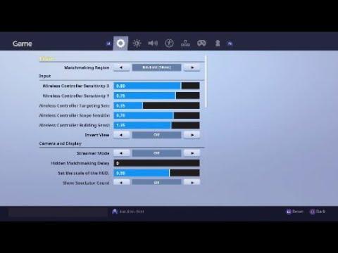 Best Console Sensitivity Fortnite Season 7 Fortnite Mobile Kapan Rilis