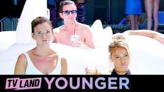 Younger | NYC, Summertime & Pool Parties | Behind the Scenes Season 3 Ep. 9