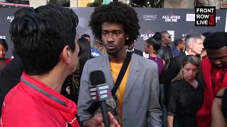 Jarrett Ellis on Becoming Snoop in Tupac Shakur's 'All Eyez On Me' Biopic