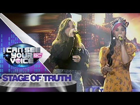 I Can See Your Voice PH: Mommy Mong Alam with Moira Dela Torre | Stage Of Truth
