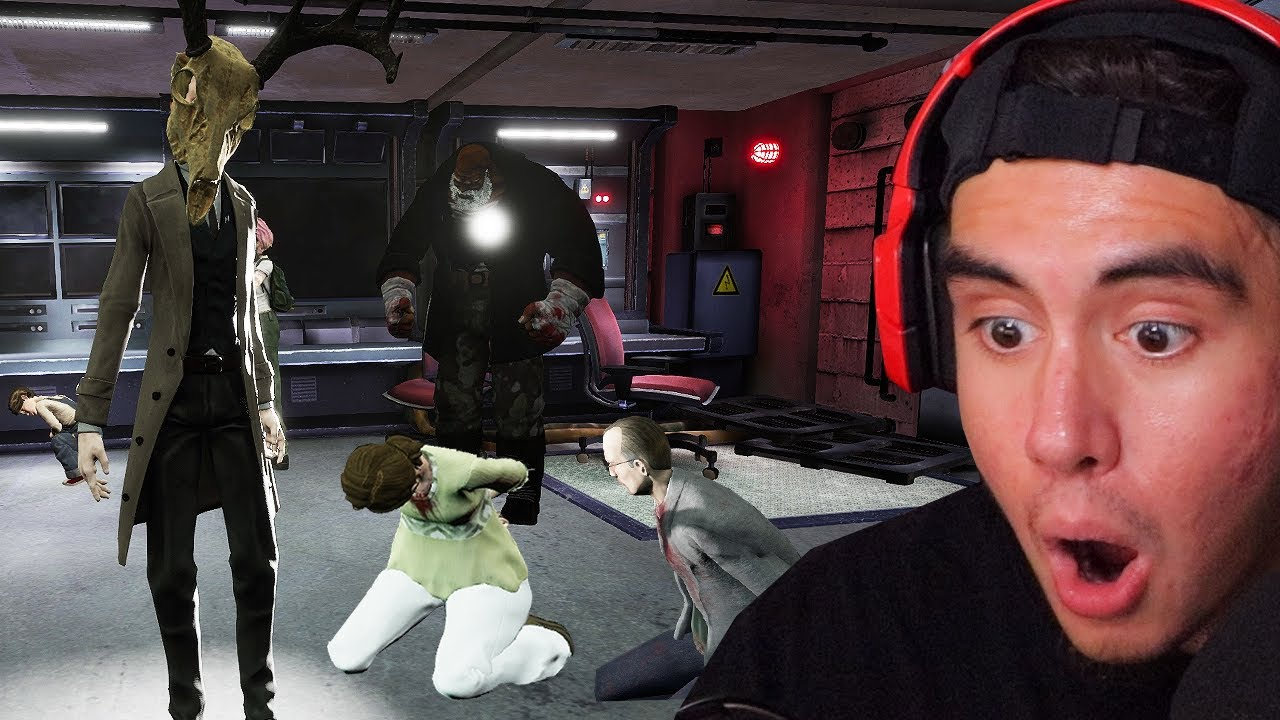 YOUR FAMILY NEEDS YOU TO SAVE THEM AFTER A HOME INVASION GOES WRONG  | Intruders (Full Game)