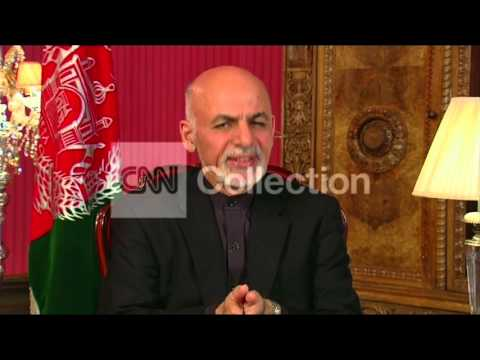FAREED ZAKARIA - AFGHAN PRES: ISAF WITHDRAWAL