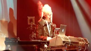 Howard Jones Hunt The Self. O2 Academy Liverpool 13.4.12.