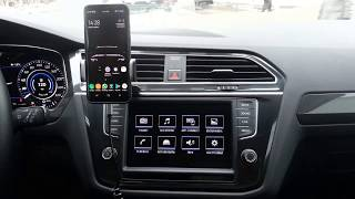 Дружим Samsung Galaxy S8 с MirrorLink на Composition Media
