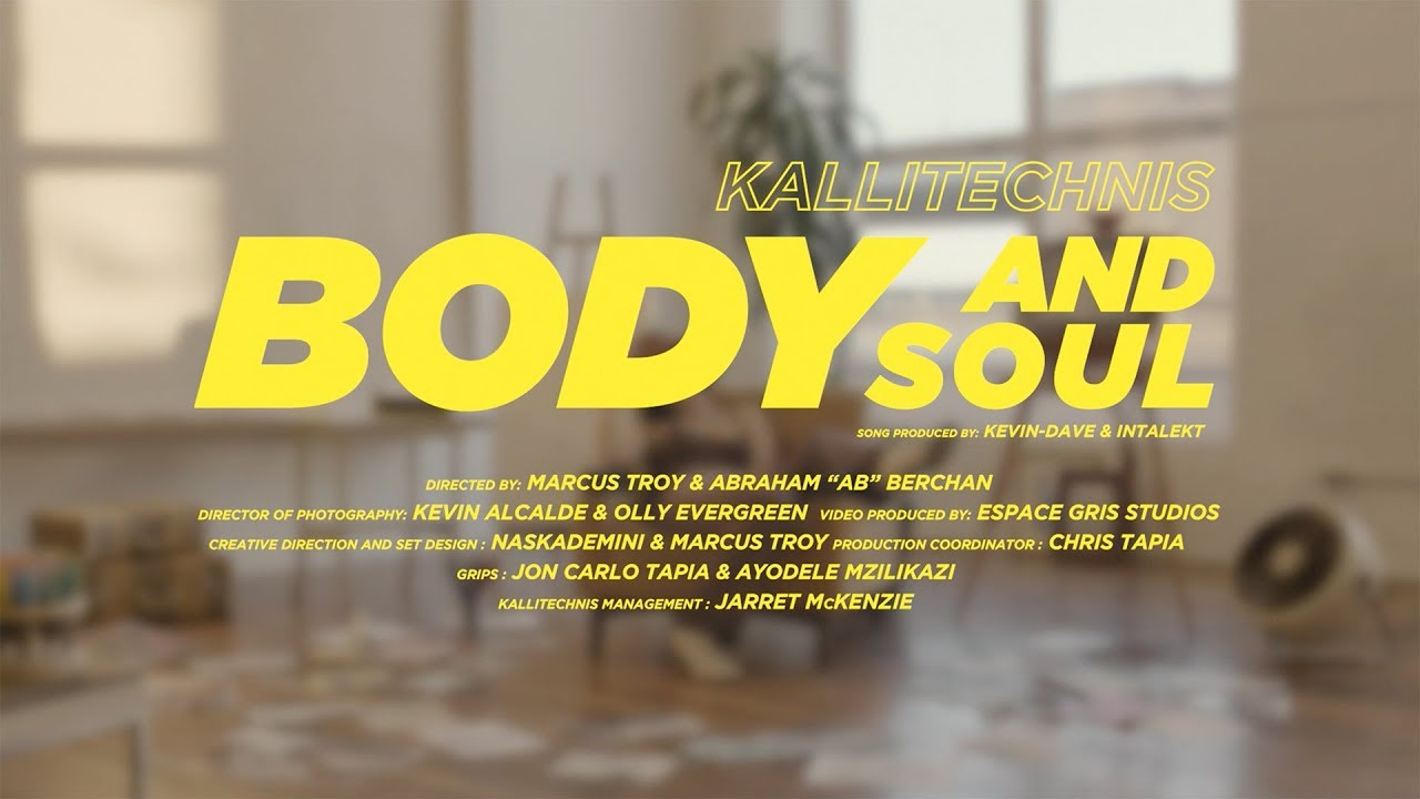 video: KALLITECHNIS - come up/body&soul