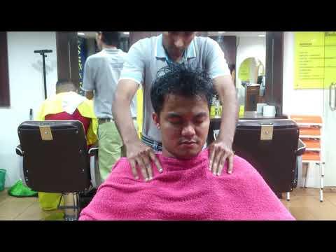 ASMR Malaysian/Indian Head Massage/ Urut Kepala India