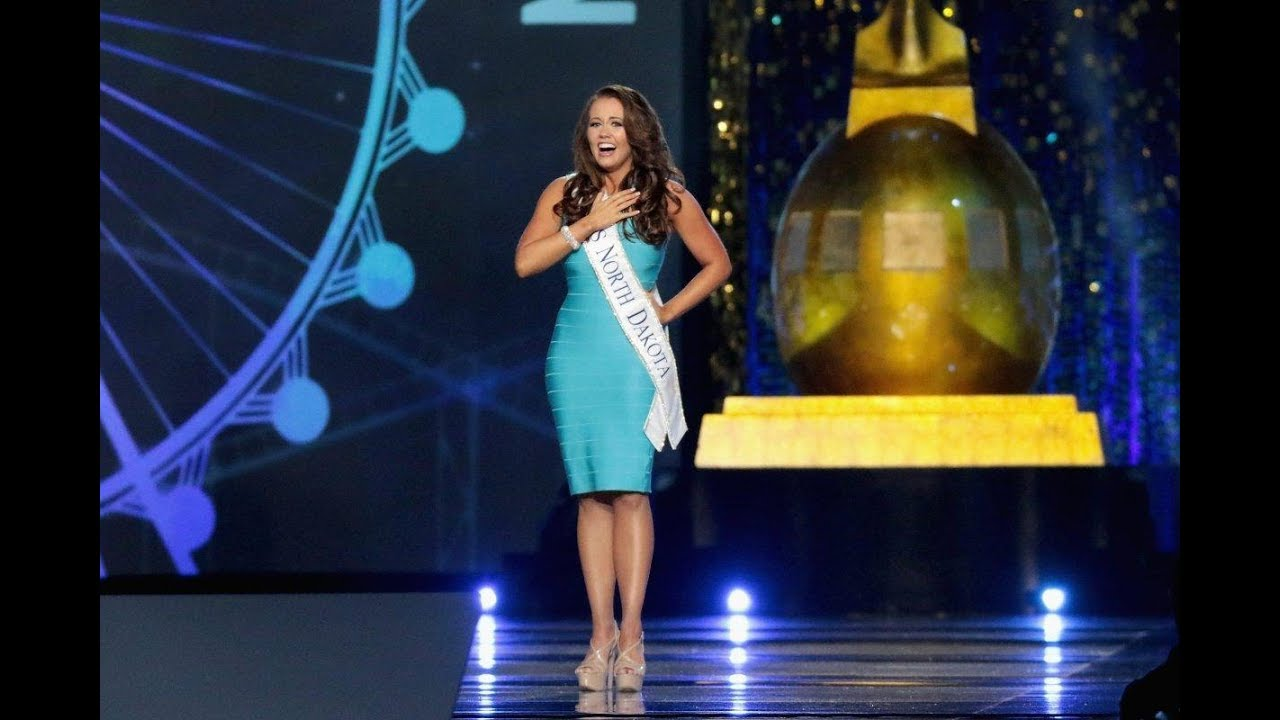 Miss North Dakota, Cara Mund, wins Miss America 2018