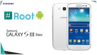 How to Root Samsung Galaxy S3 / S3 Neo