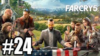 OSWOJONA PUMA - Let's Play Far Cry 5 #24