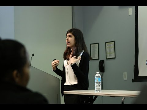 Social Journalism Presentations: Rachel Glickhouse, Reshaping a Narrative: Undocumented Immigrants