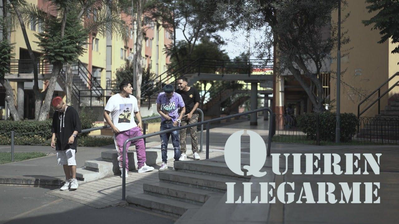 Quieren Llegarme – Juanke Demenzy x Zafre x Dk x FreeMan Mdfk