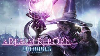 Final Fantasy 14 A Realm Reborn - Краткий Обзор до 15 lvl