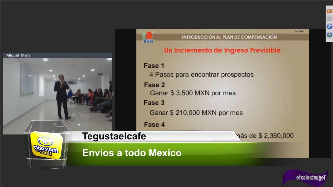 Seminarios Te Gusta El Cafe Cafe Ganoderma Mazatlan