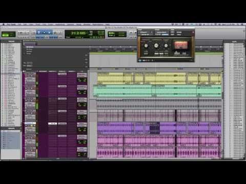 3 Ways to Use Compression to Manipulate Drums in a Mix