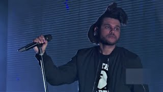 The Weeknd - Wicked Games (Live at Made in America 2015)