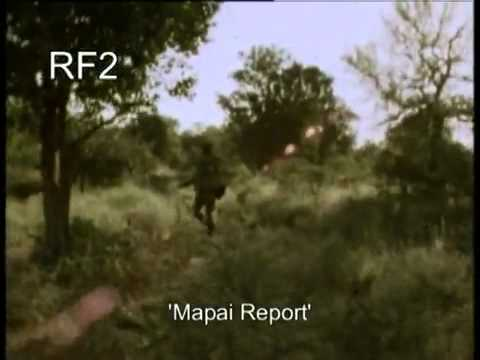 Rhodesian Forces in Combat Against Freedom Fighters: Zimbabwe