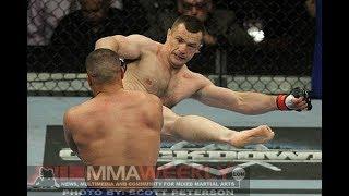 MMA Flashback: UFC 99 Wanderlei vs Franklin
