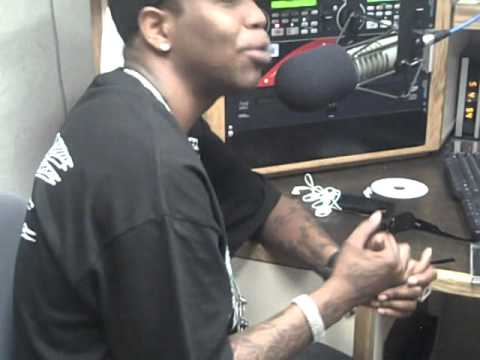 Brisco at Norfolk State University 91.1 radio staion Pt.3