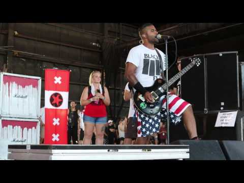 Sum 41 [HD SET] 2016 Vans Warped Tour (West Palm Beach, FL)