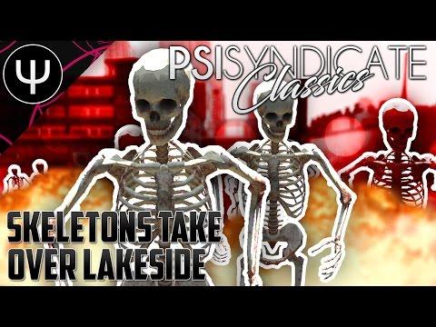 PsiSyndicate Classics — Episode 2 — ARMA 3 Life Skeletons Take Over Lakeside!