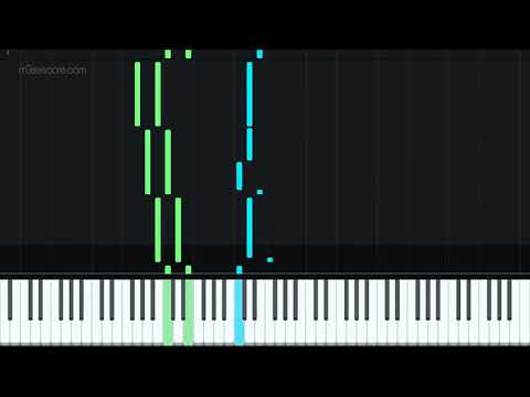 Bouncing Bunny [Piano Tutorial + Sheet music] thumbnail