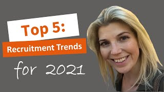 FMCG Recruitment Specialists     My Top 5 FMCG Recruitment Trends for 2021