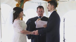 Judge Officiates Wedding of Woman He Sent to Rehab for Drug Addiction