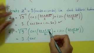 Karmaşık Sayılar 6 - şenol Hoca Şenol Hoca Matematik