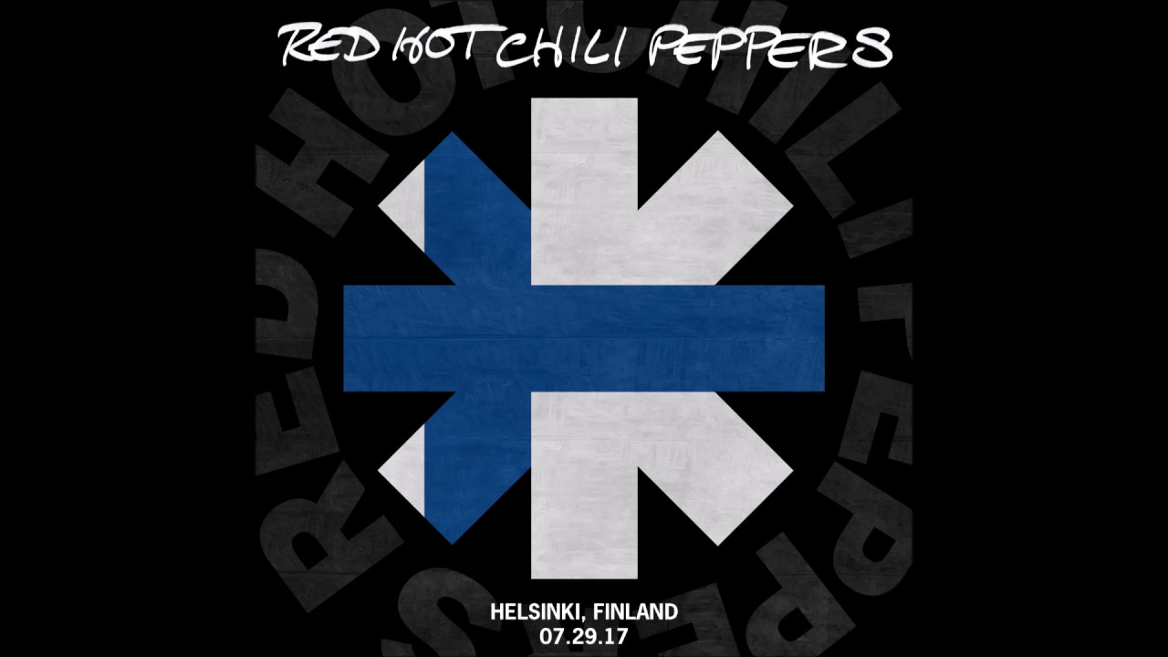red hot chili peppers helsinki