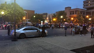 One dead, on wounded after shooting at Jefferson Square Park in downtown Louisville