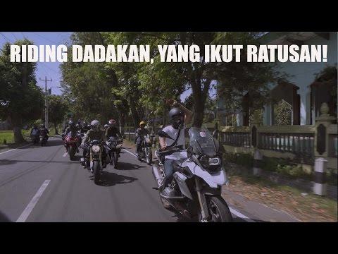 MotoVLog - Riding Bareng Den Dimas dan Perpuseru di Jogja