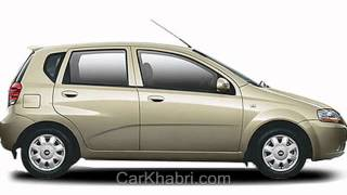 Chevrolet Aveo UVA : New still and video