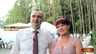 Родители наших молодых(Лучшие свадьбы с праздничным агентством