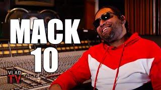 Mack 10 on Ice Cube Dissing Common on Mack's Album, Common Responding (Part 4)