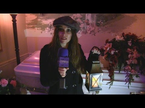 Attractions - The Show - April 10, 2014 - Ghost Tour, Tower of Terror interview, latest news