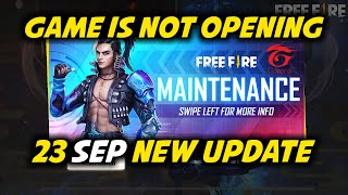 Free Fire September All New Update, Game is Not Opening - Garena Free Fire 2020