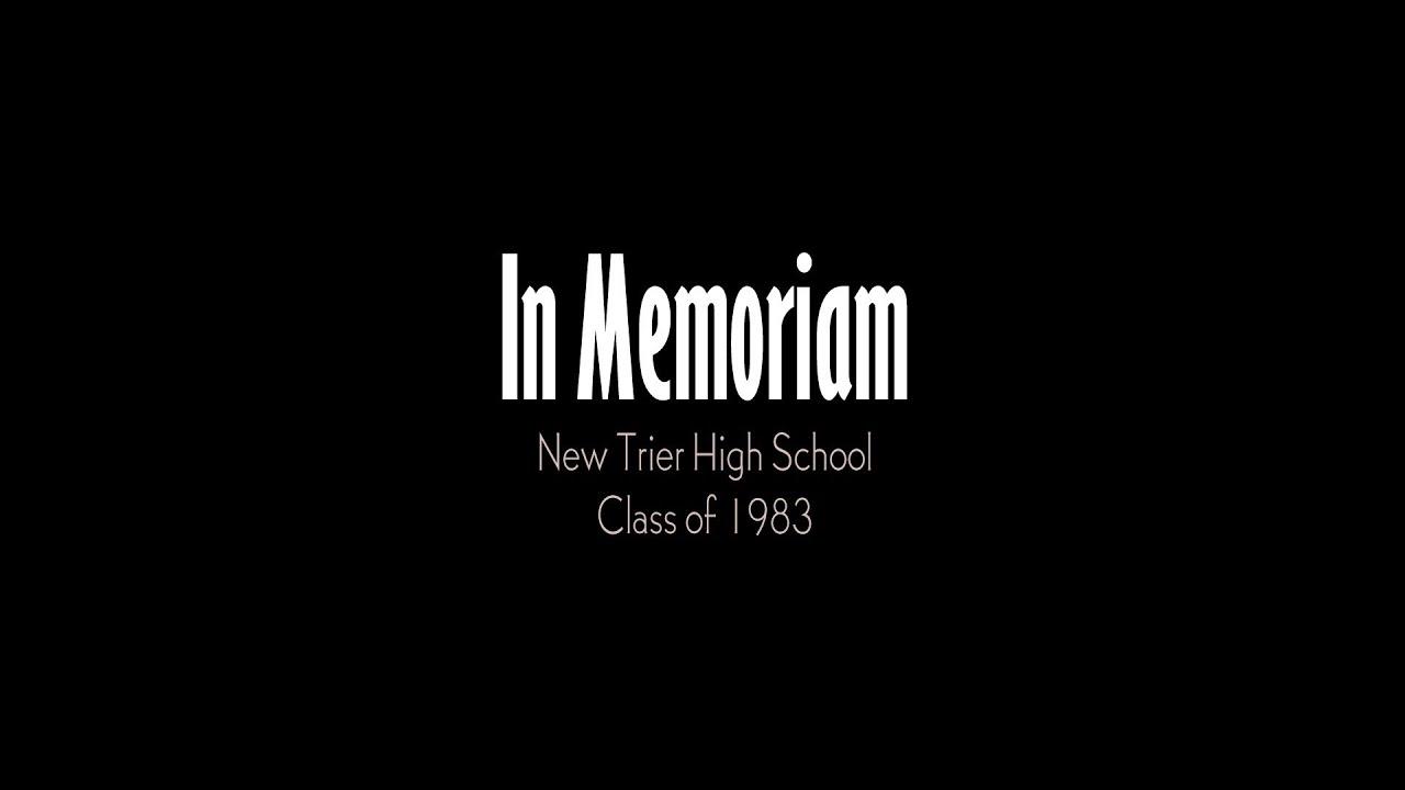 Len Trier trier class of 83 in memoriam