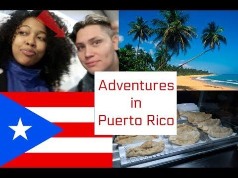 Adventures In Puerto Rico: Vlog 1